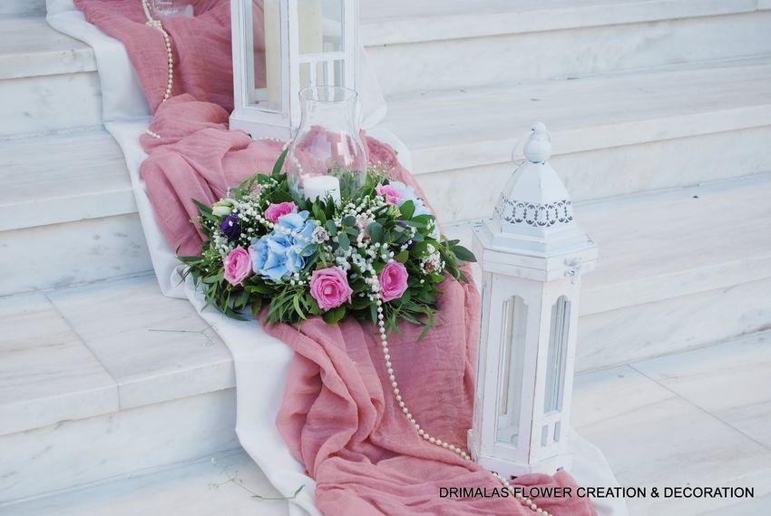 bf390bde6907 stolismos  gamou  (57) - flowers4wedding Ανθοπωλείo - Κτήματα Γάμου ...