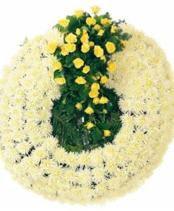 Λουλούδια για Συλλυπητήρια ,... Στεφάνια Κηδείας