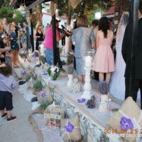 Vintage γάμος – στολισμός γάμου – Γάμος με λεβάντα – Vintage στολισμος γαμου με λεβαντα λινατσα
