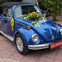 Στολισμός νυφικού αυτοκινήτου με ήλιους ,Προτάσεις ιδέες ,πακέτα γάμου