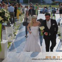 Στολισμός Διακόσμηση Γάμου Βάπτισης, διακόσμηση του γαμήλιου τραπεζιού,προτάσεις στολισμού