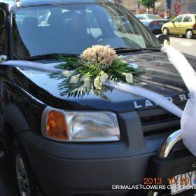 Στολισμός γάμου μέ πυθάρια,εξωτερικος στολισμός εκκλησίας γάμου,στολισμός vintage,οικονομικός στολισμός γάμου,Στολισμος αυτοκινητου γαμου