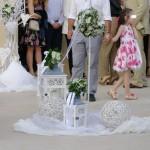Στολισμός γάμου με παιώνιες