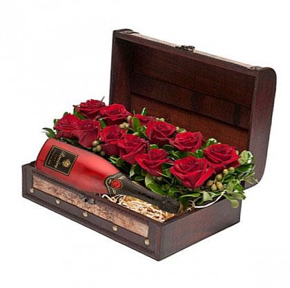 εταιρικα καλαθια ποτα λουλουδια,Αποστολή εταιρικών δώρων με ποτά, κρασιά και λουλούδια