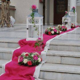 Στολισμός γάμου σέ αποχρωσεις φούξια,Προτάσεις στολισμός γάμου ιδέες- Ανθοπωλείo ,πακέτα στολισμός γάμου & βάπτισης,γαμος, βαπτιση, προσφορά γάμου,γαμήλια διακόσμηση,στολισμος εκκλησιας vintage,Ανθοπωλεία γάμου,Προσφορές για δεξιώσεις γάμων, βάπτισης,αποστολη λουλουδιων,Wedding Decoration Ideas Vintage Αθήνα