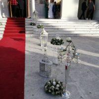 Στολισμός γάμου με κηροπήγια, τραπεζιου γαμου με κηροπηγια. Διακόσμηση τραπεζιού γάμου vintage