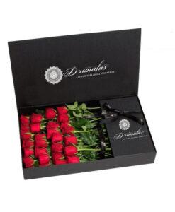λουλουδια τριανταφυλλα, Τριαντάφυλλα Σε Κουτιά