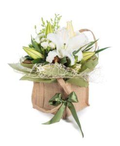 Αυθημερόν αποστολή λουλουδιών Πειραιάς, ανθοπωλεία online