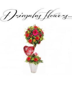 Αποστολή λουλουδιών online - Στείλτε λουλούδια online