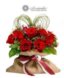 Αποστολή λουλουδιών online στην Αθήνα.| συνθέσεις με λουλούδια