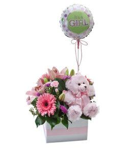 Λουλουδια για μαιευτήριο,Αποστολή λουλουδιών σε μαιευτήριο, Λουλούδια για Γέννηση