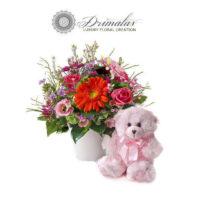 Λουλούδια για κορίτσι