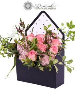 Λουλούδια σε κουτί, λουλουδιων Αθηνα | Ελλάδα, online ανθοπωλείο