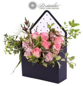 Λουλούδια σε κουτί, λουλουδιων Αθηνα   Ελλάδα, online ανθοπωλείο