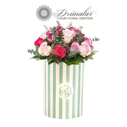 Λουλουδια σε κουτι αθηνα, Τριανταφυλλα σε κουτι αθηνα, Τριαντάφυλλα σε κουτί